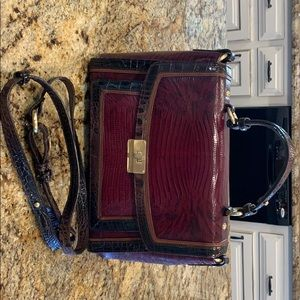 Brahmin handbag/shoulder bag.